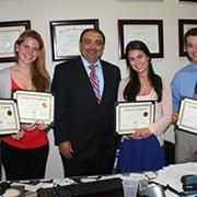 internship Congratulations to our Summer 2012 Interns!