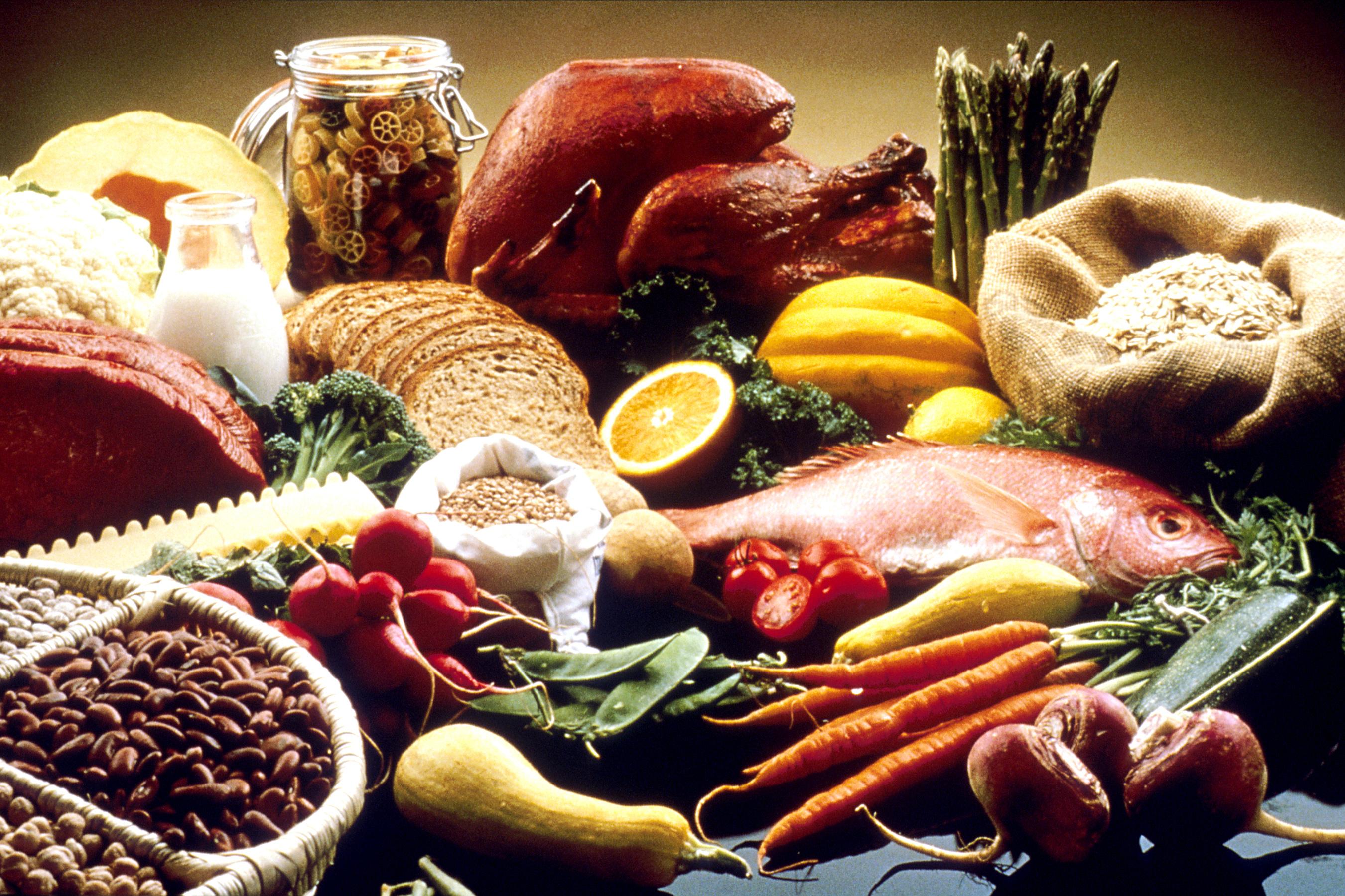 Healthy-Heart Nutrition