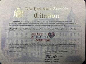 Heart and Health Award-Winning Medical Group